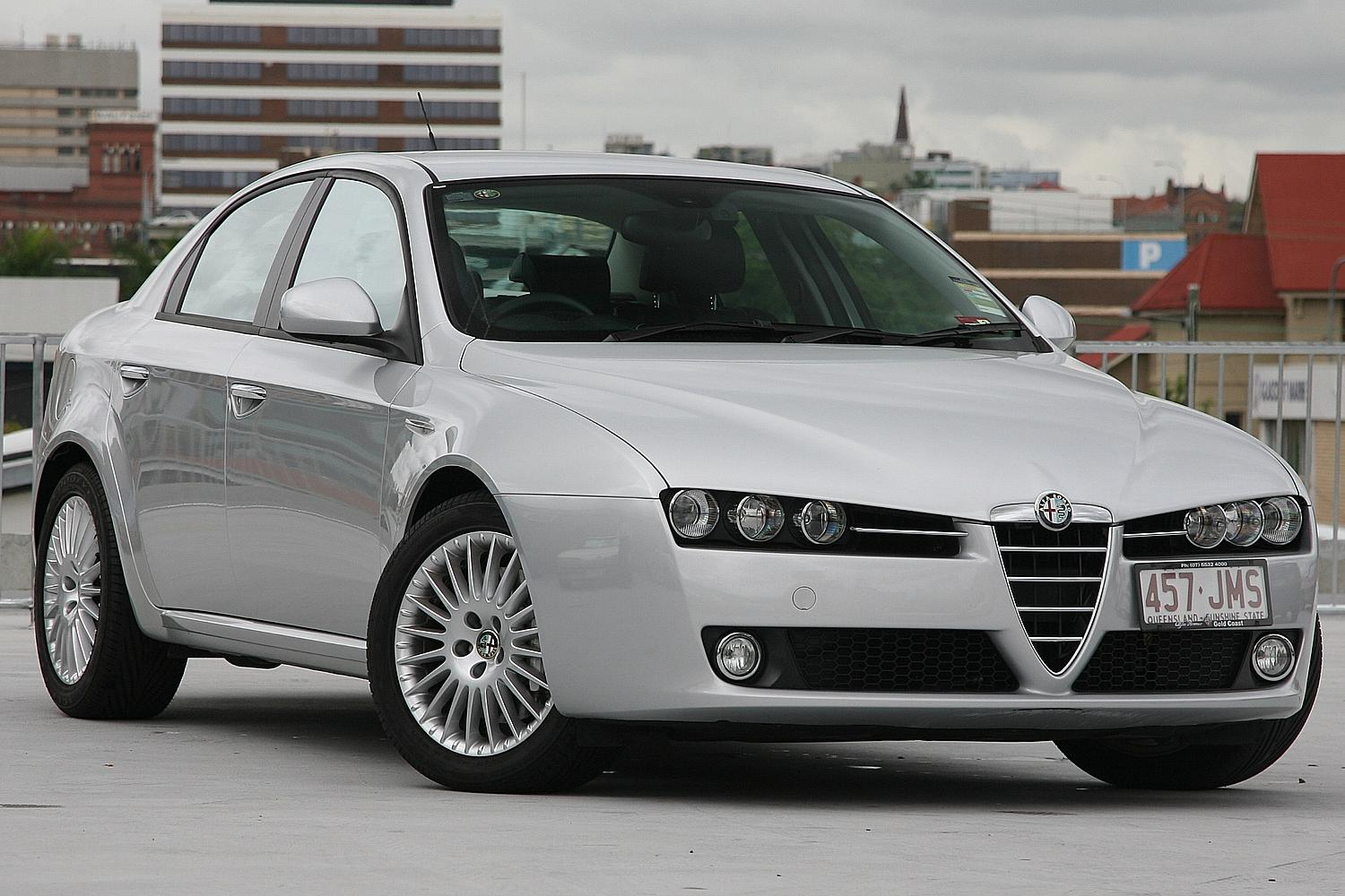alfa romeo 147 ti details. Black Bedroom Furniture Sets. Home Design Ideas